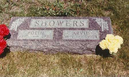 PARKER SHOWERS, EDITH VIOLA - Union County, Iowa | EDITH VIOLA PARKER SHOWERS