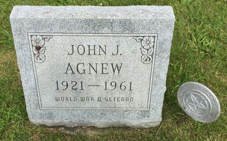AGNEW, JOHN J. - Van Buren County, Iowa | JOHN J. AGNEW