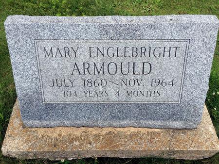 ENGLEBRIGHT ARMOULD, MARY - Van Buren County, Iowa | MARY ENGLEBRIGHT ARMOULD