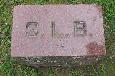 BAKER, S. LUELLA - Van Buren County, Iowa | S. LUELLA BAKER