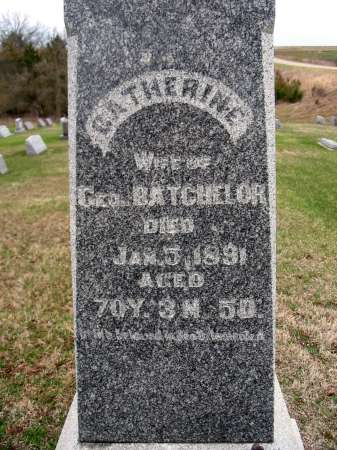 RAMSEY BATCHELOR, CATHERINE - Van Buren County, Iowa | CATHERINE RAMSEY BATCHELOR
