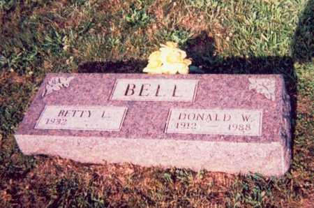 HAYNES BELL, BETTY L. - Van Buren County, Iowa | BETTY L. HAYNES BELL
