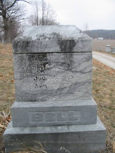 BELL, JAMES - Van Buren County, Iowa | JAMES BELL