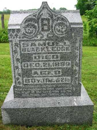 BLACKLEDGE, SAMUEL - Van Buren County, Iowa | SAMUEL BLACKLEDGE