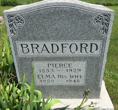 BRADFORD, ELMA - Van Buren County, Iowa | ELMA BRADFORD