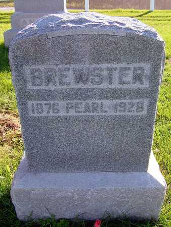 BREWSTER, PEARL MAY - Van Buren County, Iowa | PEARL MAY BREWSTER