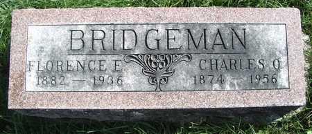 BRIDGEMAN, CHARLES OSCAR - Van Buren County, Iowa | CHARLES OSCAR BRIDGEMAN