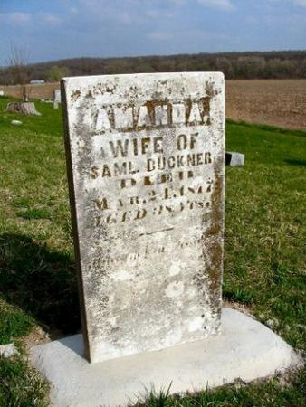 BUCKNER, AMANDA - Van Buren County, Iowa | AMANDA BUCKNER