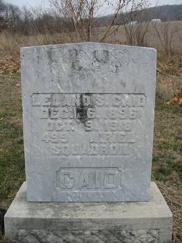 CAID, LELAND S. - Van Buren County, Iowa | LELAND S. CAID