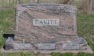 CAVITT, ELLA - Van Buren County, Iowa | ELLA CAVITT