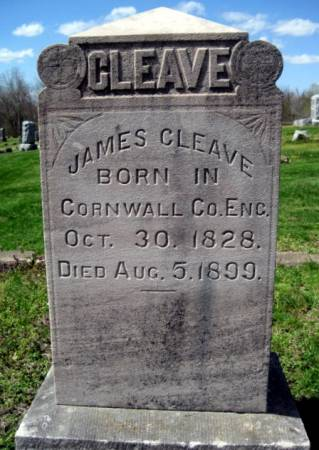 CLEAVE, JAMES - Van Buren County, Iowa | JAMES CLEAVE