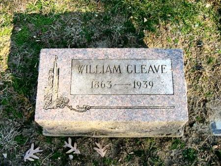 CLEAVE, WILLIAM - Van Buren County, Iowa | WILLIAM CLEAVE