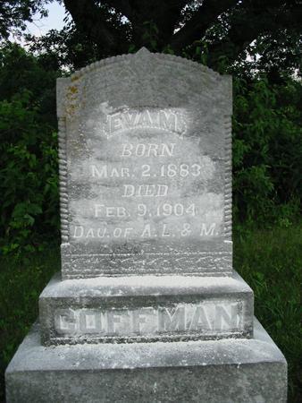 COFFMAN, EVA M. - Van Buren County, Iowa | EVA M. COFFMAN