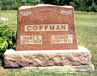 PETTIT COFFMAN, MARY - Van Buren County, Iowa | MARY PETTIT COFFMAN