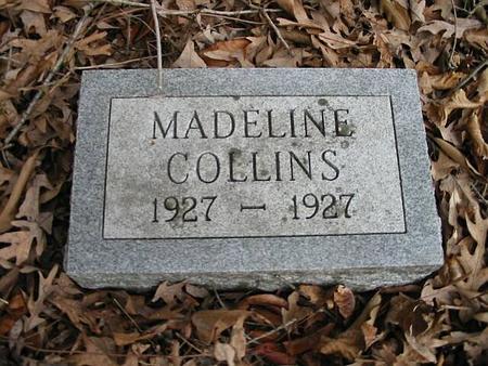 COLLINS, MADELINE - Van Buren County, Iowa | MADELINE COLLINS
