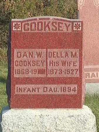 COOKSEY, DANIEL WEBSTER - Van Buren County, Iowa | DANIEL WEBSTER COOKSEY