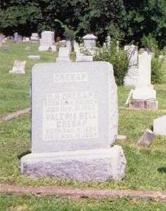 CRESAP, VALERIA BELL - Van Buren County, Iowa | VALERIA BELL CRESAP