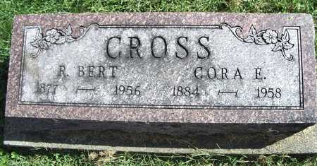 CROSS, RICHARD BERT - Van Buren County, Iowa | RICHARD BERT CROSS