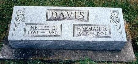 DAVIS, HARMAN O. - Van Buren County, Iowa | HARMAN O. DAVIS
