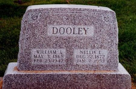 DOOLEY, WILLIAMS JAMES AND NELLIE LEOTA (PEARSON) - Van Buren County, Iowa | WILLIAMS JAMES AND NELLIE LEOTA (PEARSON) DOOLEY