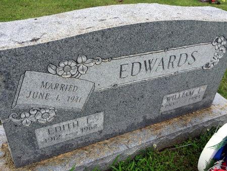 EDWARDS, WILLIAM L. - Van Buren County, Iowa | WILLIAM L. EDWARDS