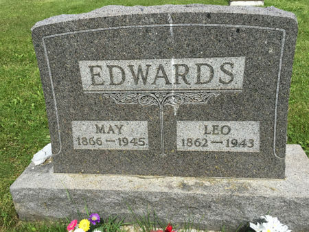 EDWARDS, LEO - Van Buren County, Iowa | LEO EDWARDS