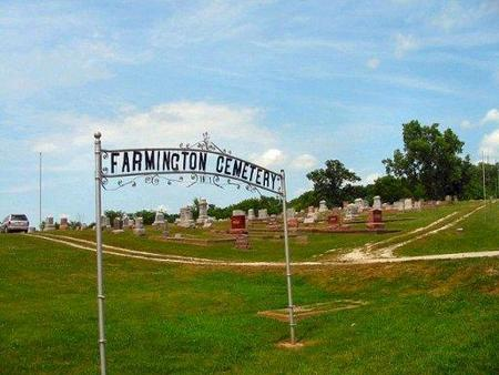 FARMINGTON, CEMETERY - Van Buren County, Iowa | CEMETERY FARMINGTON