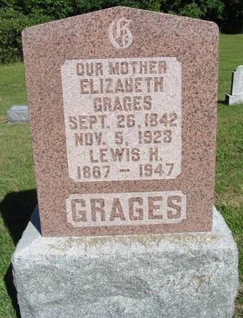 GRAGES, LEWIS H. - Van Buren County, Iowa | LEWIS H. GRAGES