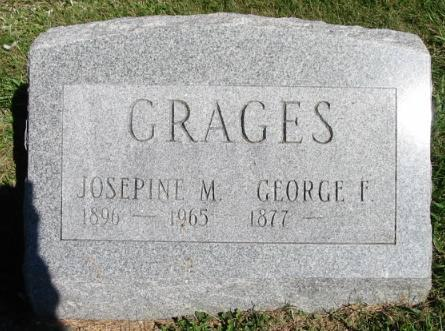 ALTHAR GRAGES, JOSEPINE M. - Van Buren County, Iowa | JOSEPINE M. ALTHAR GRAGES
