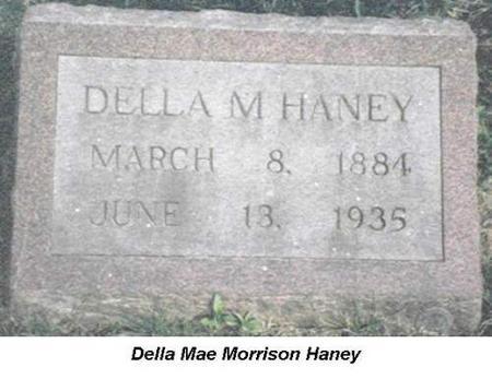 HANEY, DELLA M. - Van Buren County, Iowa | DELLA M. HANEY