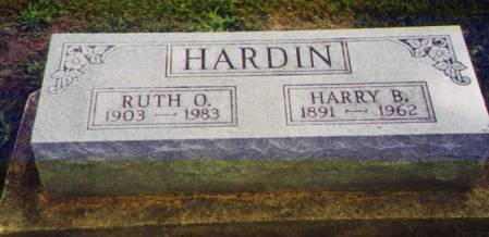 HARDIN, HARRY - Van Buren County, Iowa | HARRY HARDIN