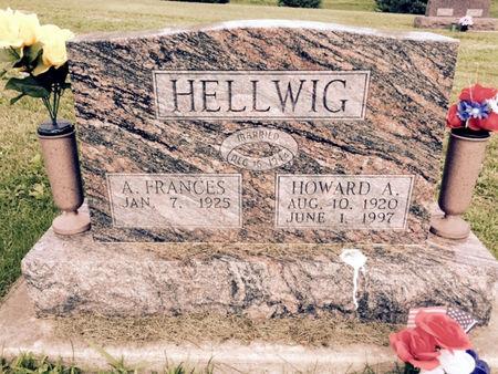 HELLWIG, HOWARD A. - Van Buren County, Iowa | HOWARD A. HELLWIG