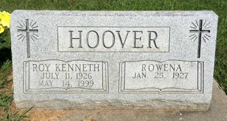 HOOVER, ROY KENNETH - Van Buren County, Iowa | ROY KENNETH HOOVER