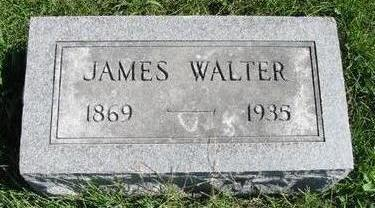 HOPE, JAMES WALTER - Van Buren County, Iowa | JAMES WALTER HOPE
