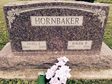 HORNBAKER, NONA L. - Van Buren County, Iowa | NONA L. HORNBAKER