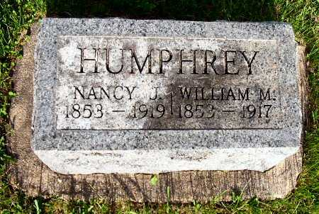 HUMPHREY, WILLIAM M. - Van Buren County, Iowa | WILLIAM M. HUMPHREY