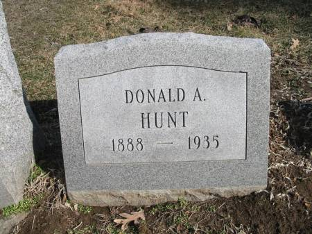 HUNT, DONALD - Van Buren County, Iowa | DONALD HUNT