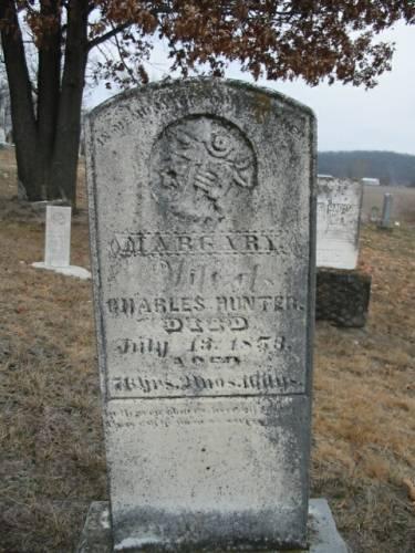 HUNTER, MARGARY - Van Buren County, Iowa | MARGARY HUNTER