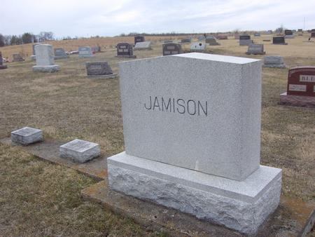JAMISON, MARY S. - Van Buren County, Iowa | MARY S. JAMISON