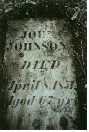JOHNSON, JOHN - Van Buren County, Iowa | JOHN JOHNSON