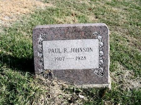 JOHNSON, PAUL - Van Buren County, Iowa | PAUL JOHNSON