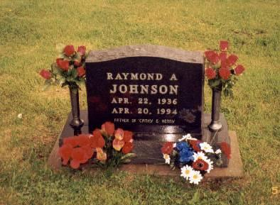 JOHNSON, RAYMOND A.