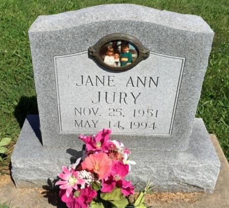 HOOVER JURY, JANE ANN - Van Buren County, Iowa | JANE ANN HOOVER JURY