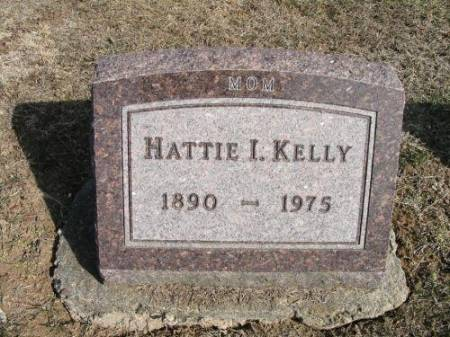 KELLY, HATTIE I. - Van Buren County, Iowa | HATTIE I. KELLY