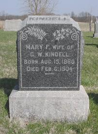 KINDELL, MARY - Van Buren County, Iowa | MARY KINDELL