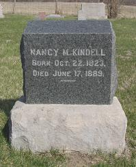 KINDELL, NANCY - Van Buren County, Iowa | NANCY KINDELL