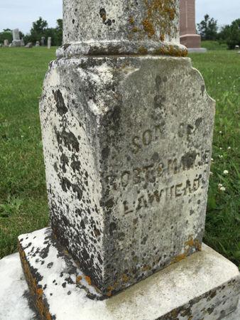 LAWHEAD, G. C. - Van Buren County, Iowa | G. C. LAWHEAD