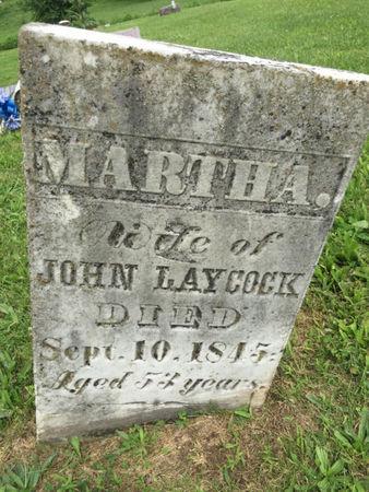 LAYCOCK, MARTHA - Van Buren County, Iowa | MARTHA LAYCOCK