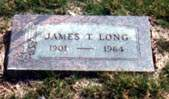 LONG, JAMES T - Van Buren County, Iowa | JAMES T LONG