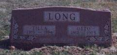 LONG, OTTO & TILLA SCOTTEN - Van Buren County, Iowa | OTTO & TILLA SCOTTEN LONG